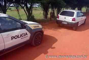 Ladrões invadem e assaltam casa do prefeito de Nova Londrina - CBN Maringá