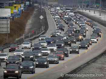 Weekend traffic: Avoid Turcot, Bonaventure, Longueuil - Montreal Gazette