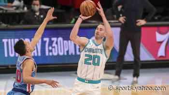 Gordon Hayward injury: Hornets star won't play vs. Celtics amid four-week absence