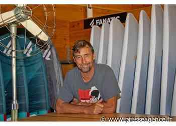 HYERES : Marc LAFORGE, un grand passionné de glisse ! - La lettre économique et politique de PACA - Presse Agence