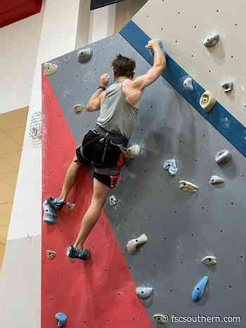 FSC Climbing Club grows in numbers after rock wall installation | The Southern - FSC Southern