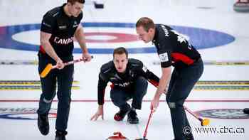 Canada's Brendan Bottcher remains undefeated at curling worlds