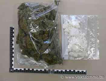 Polizei entdeckt Drogen und Diebesgut - Volksstimme