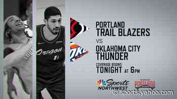 How to Watch Trail Blazers vs. Thunder Saturday: TV channel, start time, betting odds