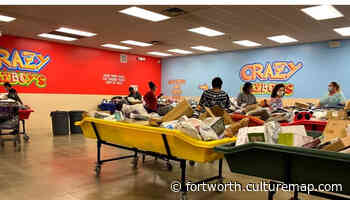 Crazy new discount store tops this week's 5 most-read Fort Worth stories - culturemap.com