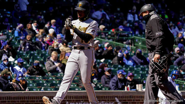 Pirates Announce Ke'Bryan Hayes Leaves Game Against Cubs With Wrist Discomfort