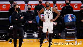 Nets' Kevin Durant may play Monday vs. the Knicks