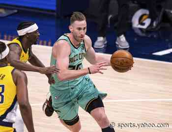 Hornets' Hayward out at least 4 weeks with right foot sprain