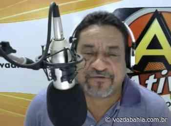Teixeira de Freitas: Morre radialista Mário Lúcio após complicações da Covid-19 - Voz da Bahia