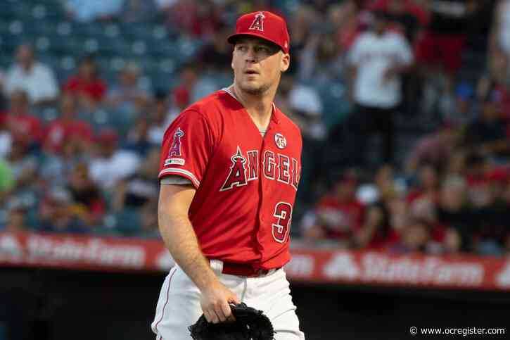 Angels reliever Ty Buttrey says he 'lost the drive' to continue MLB career