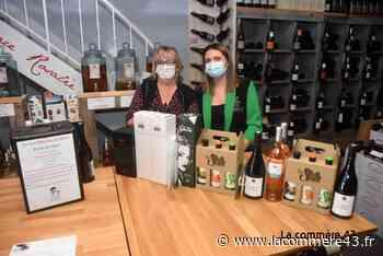 Monistrol-sur-Loire : Chantal Montcher a fait gagner une cave remplie de 32 vins de vigneronnes - La Commère 43 - La Commère 43