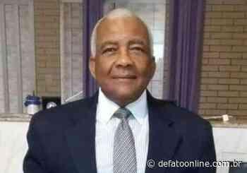 Pastor da Assembleia de Deus, em Itabira, é vítima da Covid-19 - DeFato Online