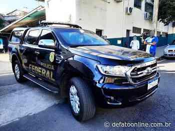 Suspeito de tráfico internacional de drogas é preso em Itabira - DeFato Online