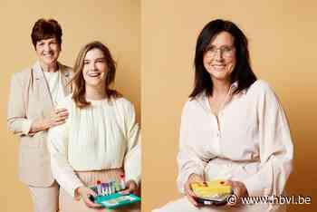 Alkense moeder en dochter doen samen onderzoek naar coronavaccin - Het Belang van Limburg
