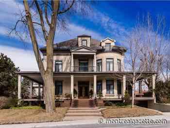 Legault's Outremont mansion for sale at a cool $5 million - Montreal Gazette