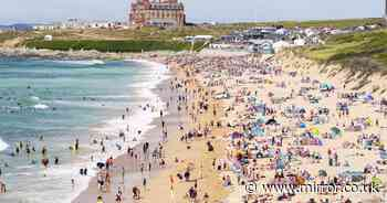 Family summer holiday in Cornwall costs staggering £7419 -  twice as much as USA