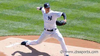 Yankees' Corey Kluber battles command in first start vs. Blue Jays