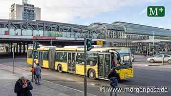 Neue Expressbuslinie zwischen Spandau und Falkensee startet - Berliner Morgenpost