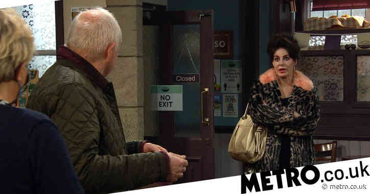 Emmerdale spoilers: Eric Pollard cheats on Brenda Walker with Faith Dingle?