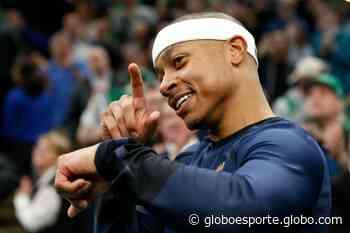 Isaiah Thomas fecha contrato de 10 dias com o New Orleans Pelicans - globoesporte.com