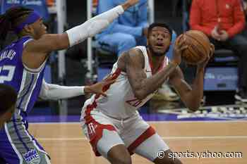 Rockets opening up another roster spot with release of Justin Patton