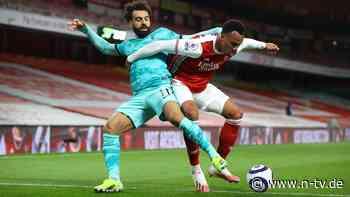 Klopp-Elf fegt Arsenal vom Platz: Liverpool schießt sich für Real Madrid warm