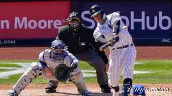 Gary Sanchez homers again to propel Yankees past Blue Jays