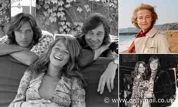 Charlotte Rampling comes clean about her 'experimental' menage-a-trois with two handsome lovers
