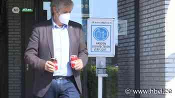 Chirurgisch mondmasker verplicht tijdens rijexamen in Alken (Alken) - Het Belang van Limburg Mobile - Het Belang van Limburg