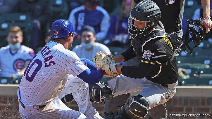 Hayes Leaves Game In The 3rd Inning, Pirates Lose 5-1 To Cubs