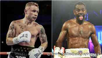 Carl Frampton confirms retirement after being stopped by Jamel Herring as three-weight world title hopes ended in Dubai