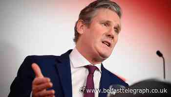 Starmer tells Labour to prepare for general election in 2023