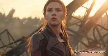 New Black Widow trailer from Marvel trumpets July 9 release     - CNET