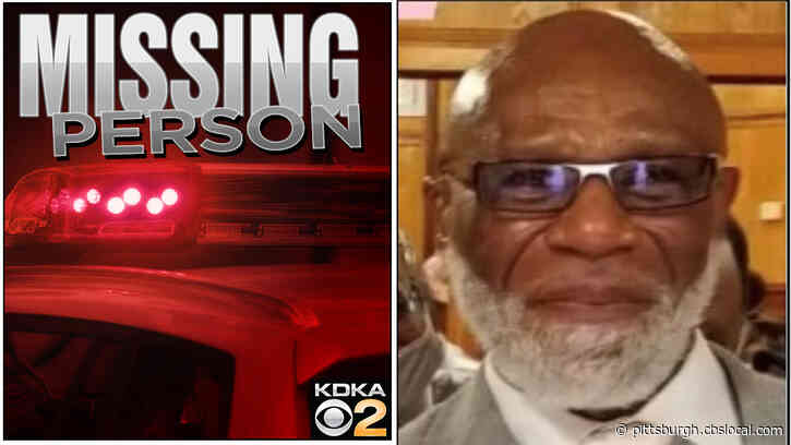 McKeesport Police Searching For Missing 67-Year-Old Man, Philip Dulin