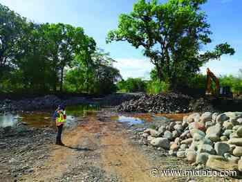Denuncian extracción ilegal de piedra en el distrito de Dolega - Mi Diario Panamá