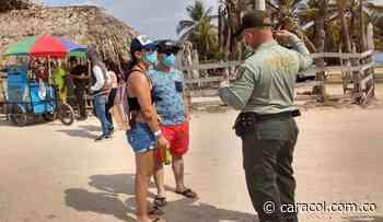 El Golfo de Morrosquillo recibe miles de visitantes en Semana Santa - Caracol Radio