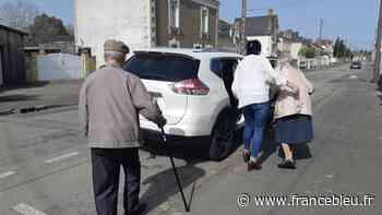 VIDEO - Les élus de Craon mobilisés pour transporter les personnes âgées au centre de vaccination - France Bleu