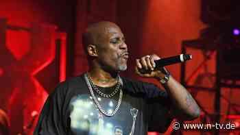 Berichte über: Rapper DMX offenbar im Wachkoma