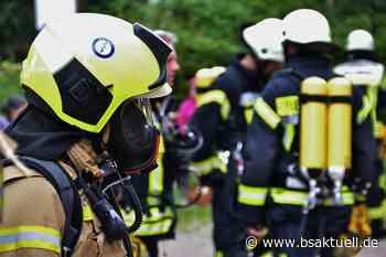 Brand einer Industriehalle in Weitnau/Wengen - BSAktuell