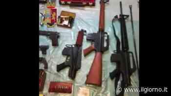 Lainate, arsenale di armi clandestine: arrestato - IL GIORNO