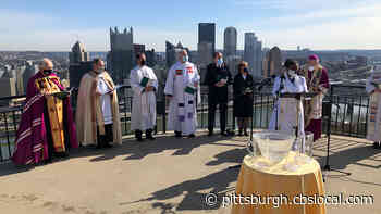 Faith Leaders Come Together To Bless City Of Pittsburgh