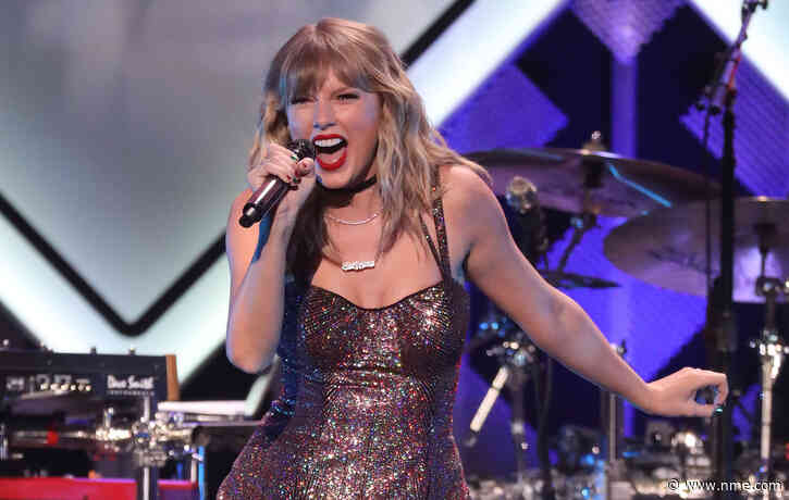Taylor Swift unveils tracklisting for 'Fearless (Taylor's Version)'