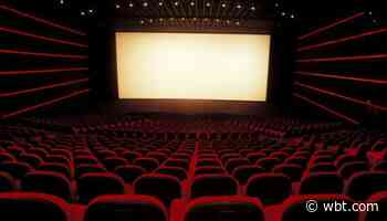 Charlotte's Regal theaters will be the first to reopen in North Carolina in April - WBT