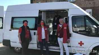 REGIONS Musson et Rouvroy: un magasin social de proximité sur roues - RTBF