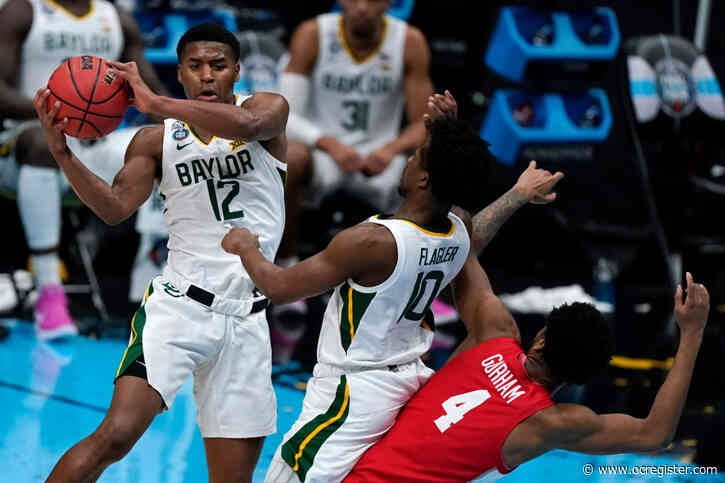Baylor routs Houston to reach NCAA title game, awaits UCLA vs. Gonzaga