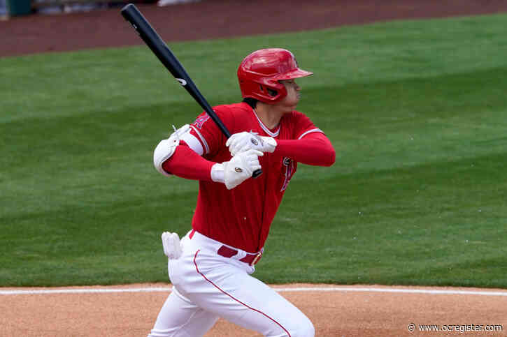 Shohei Ohtani's early swings don't look like last year, Maddon says