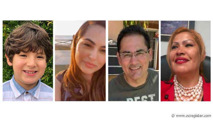 Ex-wife of accused Orange shooter expresses horror at massacre