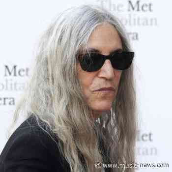 Patti Smith launches free weekly newsletter for fans