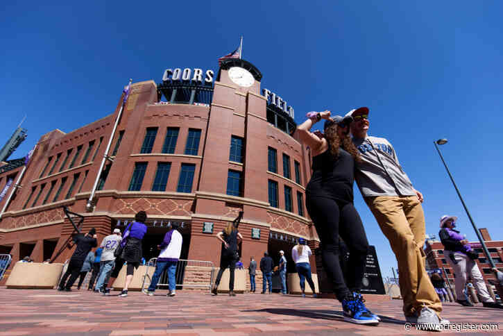 Dodgers' first road trip of 2021 not limited to a hotel and a ballpark