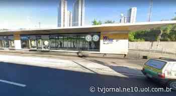 Estação de BRT Araripina, no Recife, volta a operar neste sábado (3) - TV Jornal